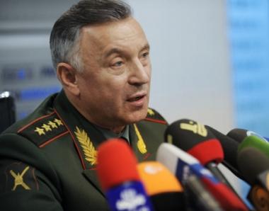 هيئة الاركان العامة الروسية تنفي نشر صواريخ روسية في مقاطعة كالينينغراد