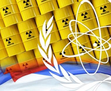 روسيا تنجز تشكيل اول احتياطي مضمون للوقود النووي في العالم