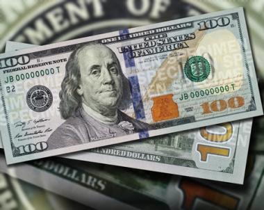 امريكا .. خلل فني يتسبب بوقف اصدار اوراق نقدية جديدة من فئة 100 دولار