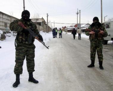 القضاء على 4 مسلحين على الحدود الشيشانية الانغوشية في روسيا