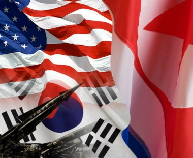 سيئول وواشنطن تتوعدان بيونغ يانغ بضربات عسكرية فورية