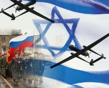 طائرات اسرائيلية دون طيار تدخل الخدمة في الجيش الروسي