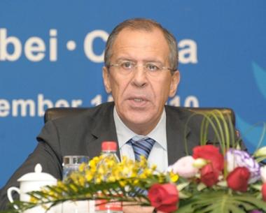 لافروف: ننتظر ردا من الناتو حول الخطط السرية في أوروبا