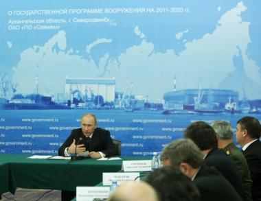 بوتين: نخصص نحو 650 مليار دولار لخطة التسليح ويجب إيلاء اهتمام خاص للقوات النووية