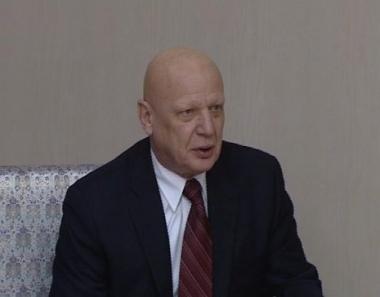 سلطانوف يدعو من دمشق لتهيئة الظروف المناسبة لعقد مؤتمر موسكو للسلام
