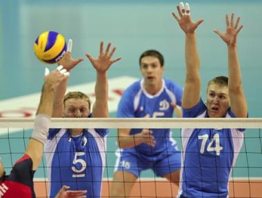 بداية غير موفقة لدينامو موسكو في بطولة العالم للأندية للكرة الطائرة
