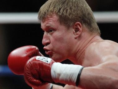 الملاكم الروسي بوفيتكين يهزم الأمريكي فيرثا بالنقاط