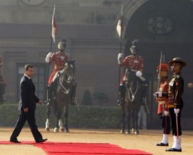 مساعد الرئيس الروسي: العلاقات بين روسيا والهند ارتقت الى مستوى جديد مبدئيا يمكن وصفه بالشراكة الاستراتيجية المتميزة