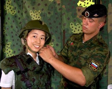 الصين: التدريبات العسكرية الصينية ـ الروسية ترمي الى مواجهة التهديدات المستجدة