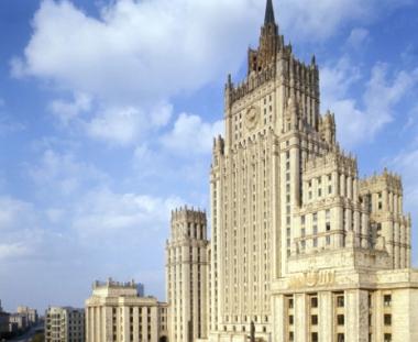 الخارجية الروسية تعرب عن اسفها جراء قرار بريطانيا طرد دبلوماسي روسي