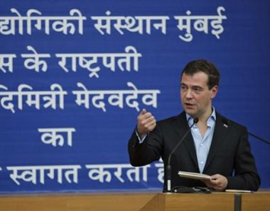 روسيا مستعدة لمساعدة الهند في مكافحة الارهاب