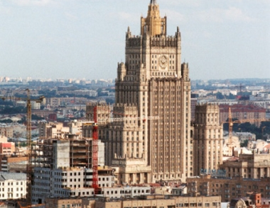 موسكو مستعدة لاقامة تعاون واسع النطاق مع القيادة القرغيزية الحالية