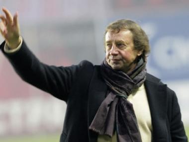 المدرب الروسي سيومين يعود الى دينامو كييف مجدداً