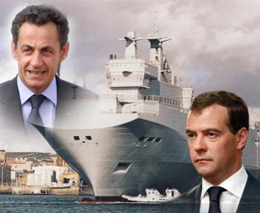 الكرملين: روسيا تختار حاملة المروحيات