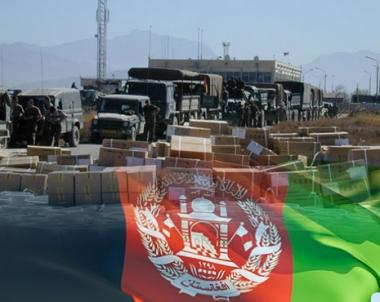 مدفيديف يقر اتفاقيتين حول ترانزيت الشحنات العسكرية الفرنسية والاسبانية الى افغانستان عبر الاراضي الروسية
