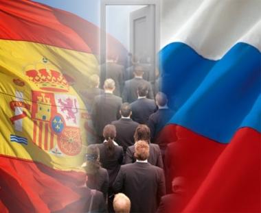 مدريد وموسكو تتبادلان طرد الدبلوماسيين
