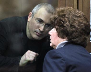 هيئة الدفاع عن خودوركوفسكي تقدم طلب استئناف الحكم الصادر بحقه في القضية الثانية
