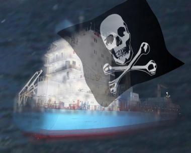 قراصنة يحتجزون سفينة شحن جزائرية قبالة ساحل عمان