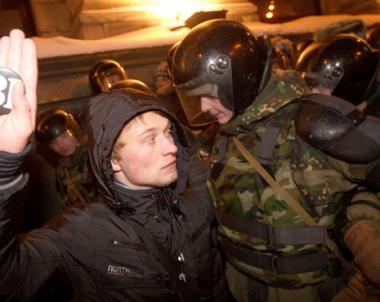 مسؤول روسي: تصريحات الخارجية الامريكية بشأن اعتقال نشطاء المعارضة في موسكو تدخل في شؤون روسيا الداخلية