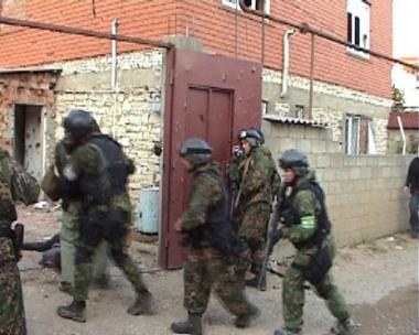 تصفية 4 مسلحين في جمهورية داغستان