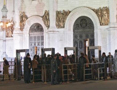 إجراءات أمنية مكثفة في روسيا خلال الاحتفالات بعيد ميلاد المسيح