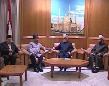 رحيموف: رسالة الاسلام هي دعوة للسلام والمحبة