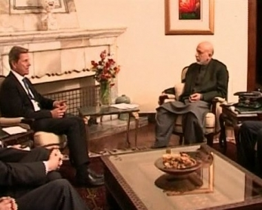 ألمانيا تلغي ديون أفغانستان وتعد بمواصلة دعم هذا البلد