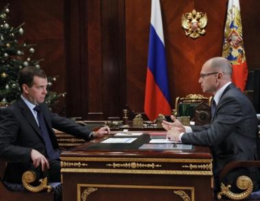 مدفيديف يدعو إلى عدم تسييس التعاون الروسي الأمريكي في المجال الذري