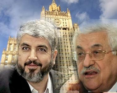 عباس: اتصالات روسيا بحماس قد تسهم في المصالحة بين الفلسطينيين