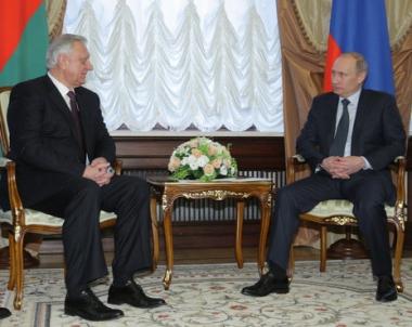 موسكو ومينسك تتفقان على بناء محطة كهروذرية في بيلاروس