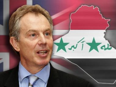 توني بلير: استصدار قرار آخر من مجلس الأمن لم يكن ضروريا لشن الحرب على العراق