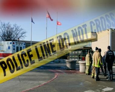مقتل مسلح وإصابة 4 من عناصر الشرطة في حادث إطلاق نار بمدينة ديترويت الأمريكية