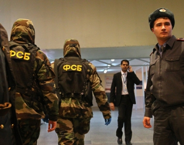 لقطات حية من مطار دوموديدوفو بعد الانفجار الانتحاري