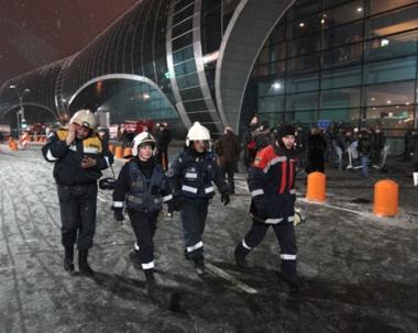 مسؤول أمني روسي ينتقد إجراءات الأمن في مطار دوموديدوفو