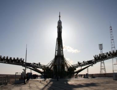 إطلاق سفينة الشحن الفضائية