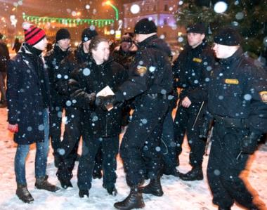 العقوبات الامريكية والاوروبية ستشمل 120 ـ 160 موظفا بيلاروسيا رفيع المقام