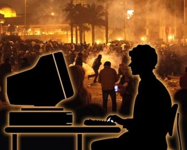 وجهات نظر مختلفة من مستخدمي الأنترنت العربي حول قضية مصر
