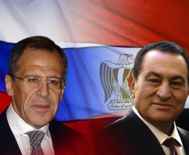 لافروف: روسيا ضد فرض وصفات وتوجيه انذارات من الخارج لشعب مصر وحكومته