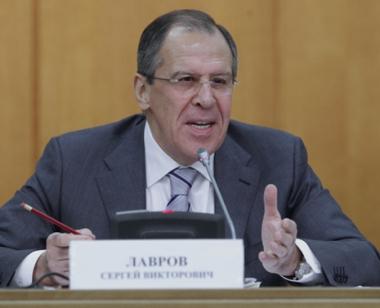 لافروف: روسيا تسعى الى استحثاث تسوية المسائل المرتبطة بنظام إلغاء تأشيرات الدخول بين روسيا والاتحاد الاوروبي