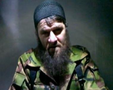 دوكو عمروف يتبنى تفجير مطار دوموديدوفو