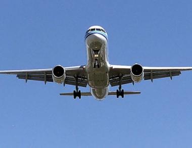 طائرة ركاب روسية تقوم بهبوط اضطراري في سيبيريا