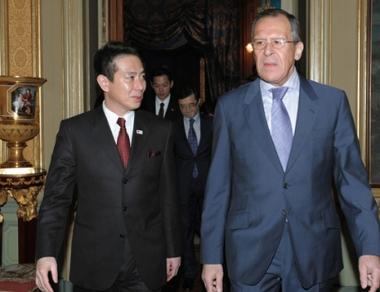 الخارجية الروسية: التصريحات اليابانية حول جزر كوريل غير مقبولة