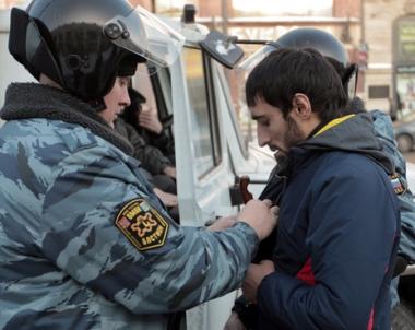 مصدر امني: اعتقال اربعة اشخاص بموسكو يشتبه بتخطيطهم لعملية ارهابية
