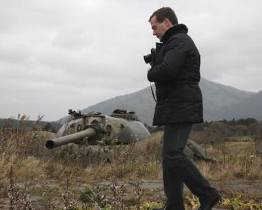 مصدر عسكري روسي: القوات الروسية المرابطة جزر الكوريل تحتاج الى منظومة