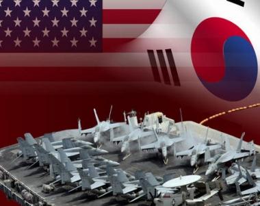بدء تدريببات عسكرية امريكية ـ كورية جنوبية في نهاية الشهر الجاري