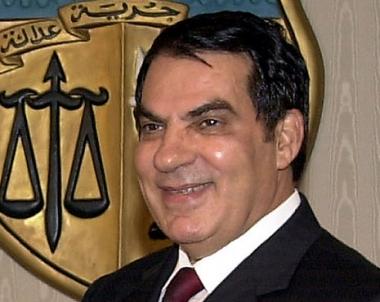 تونس تطلب من السعودية رسميا تسليمها بن علي