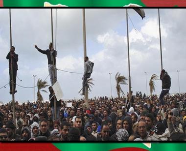 المندوب الليبي المستقيل لدى الجامعة العربية يطالب بمحاكمة القذافي
