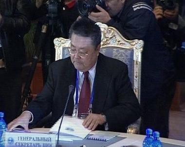 : الأمين العام لمنظمة شنغهاي للتعاون : لا حل لقضية أفغانستان باستخدام القوة وحدها