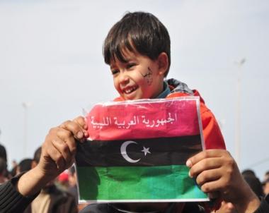مظاهرات ليبيا في صور