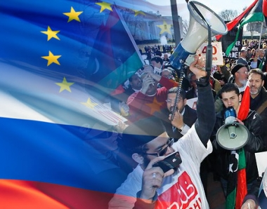 بيان روسي أوروبي يدعو لضمان سلامة المدنيين والرعايا الأجانب في ليبيا
